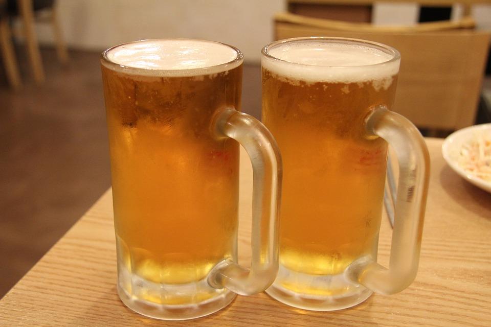Få hjælp til festen med levering af øl og vand udefra