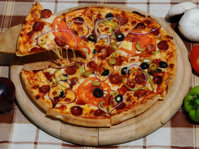 Nørrebro sælger mange pizzaer