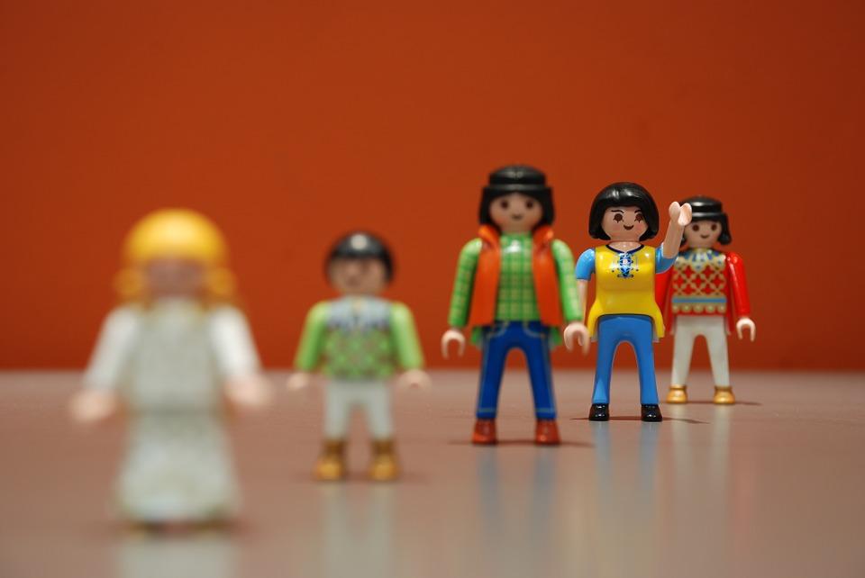 Giv børnene et smil på læben med en Playmobil Politistation