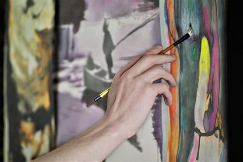 Sådan skaber du et flot udtryk i dit hjem med maling
